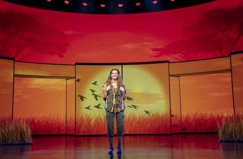 Book by Tina Fey, Music by Jeff Richmond, Lyrics by Nell Benjamin, Directed & Choreographed by Casey Nicholaw