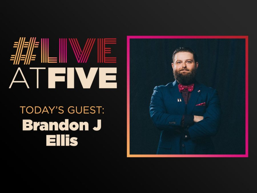 Still - Live at Five - Brandon James Ellis