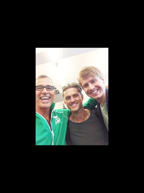 HS - Kinky Boots - Jerry Mitchell - Aaron Tveit - Steven Booth - wide - 8/14
