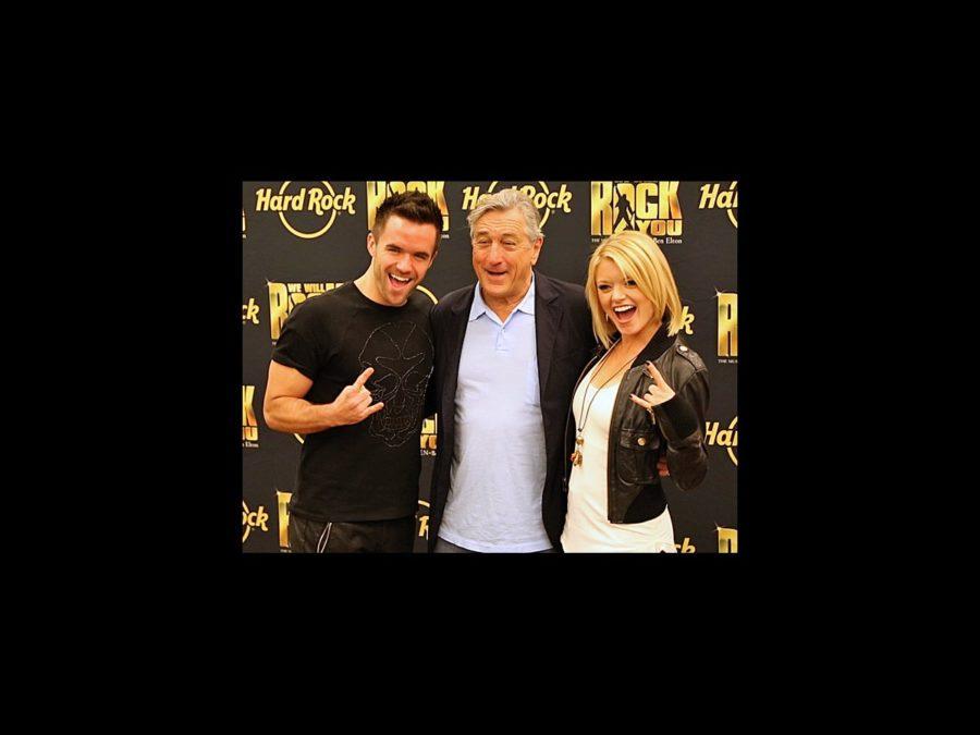 Hot Shot - We Will Rock You - tour - Robert De Niro - Brian Justin Crum - Ruby Lewis - wide - 9/13
