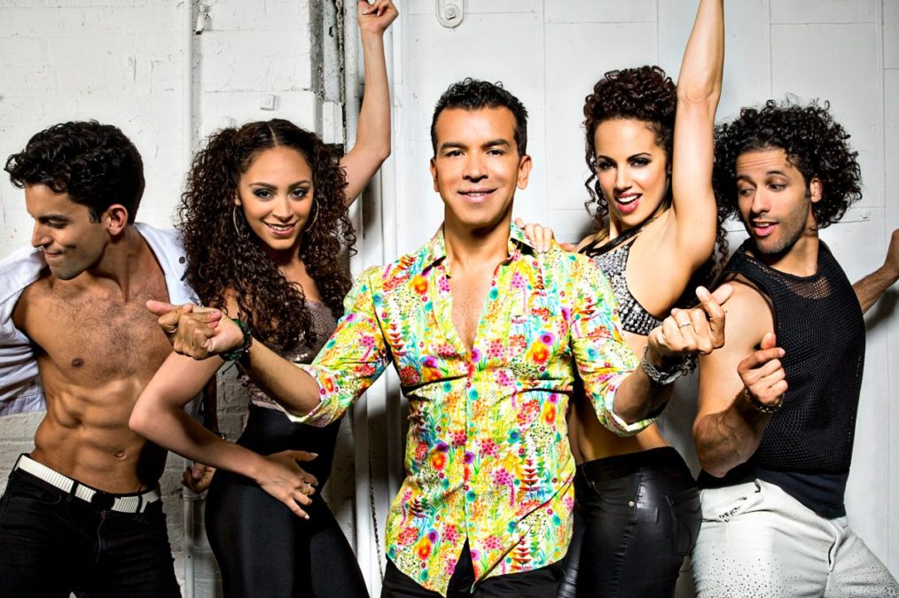 Sergio Trujillo - On Your Feet - 6/15 - Matthew Murphy