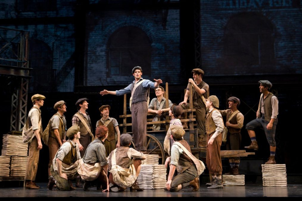 PS - Newsies - 8/16 - T Charles Erickson