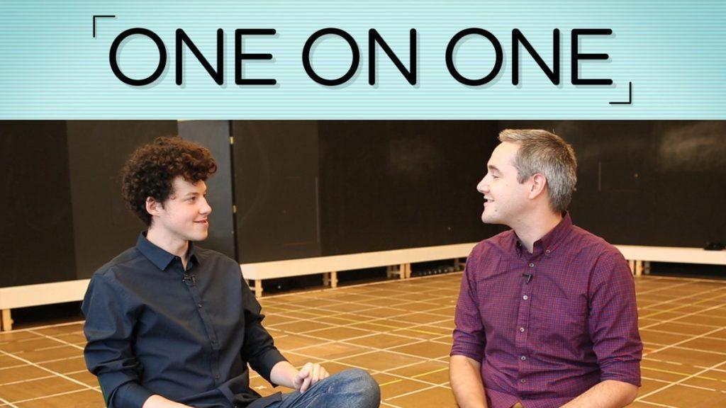 Still - One on One - Adam Langdon