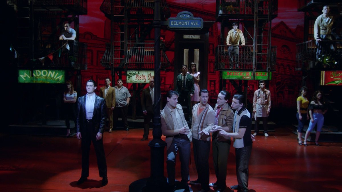 Still - Show Clips - A Bronx Tale
