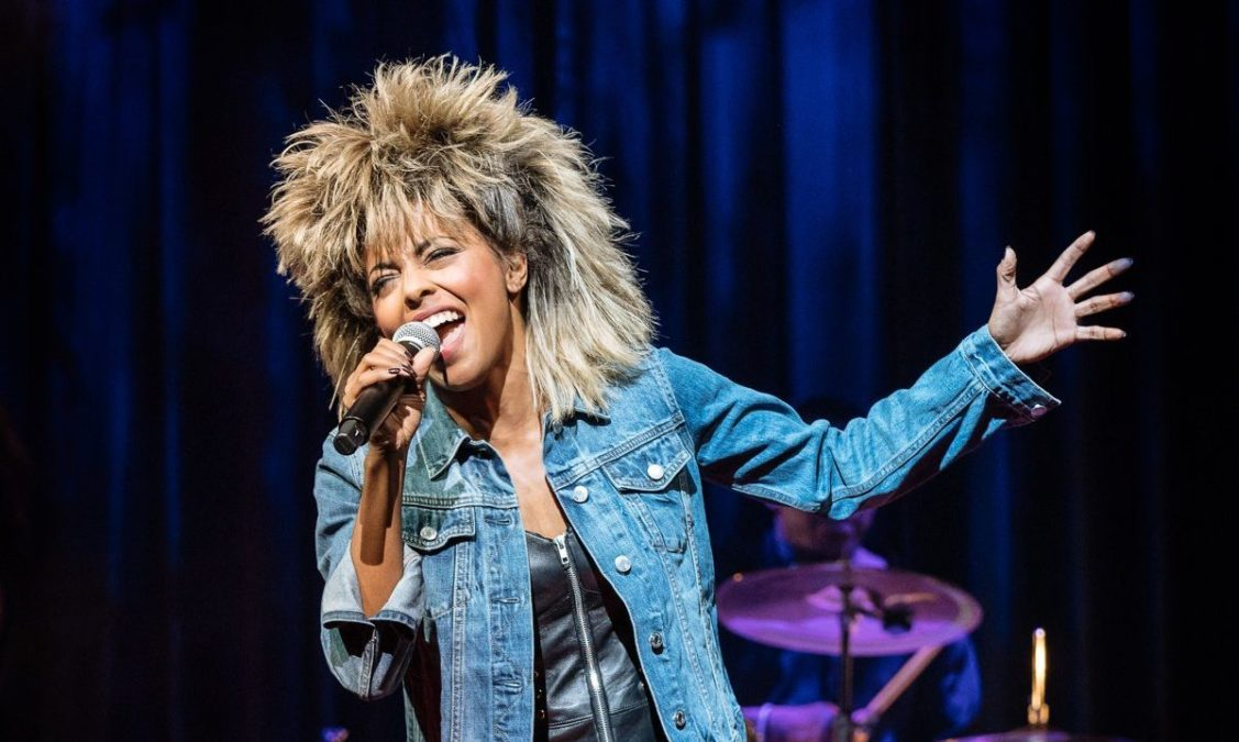 PS - London - Tina - Adrienne Warren as Tina Turner - 03/2018 -Manuel Harlan