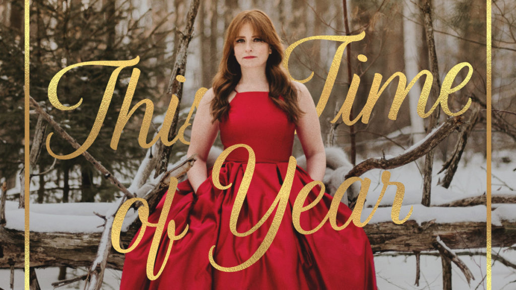 Maxine Linehan - This Time Of Year - Album Art