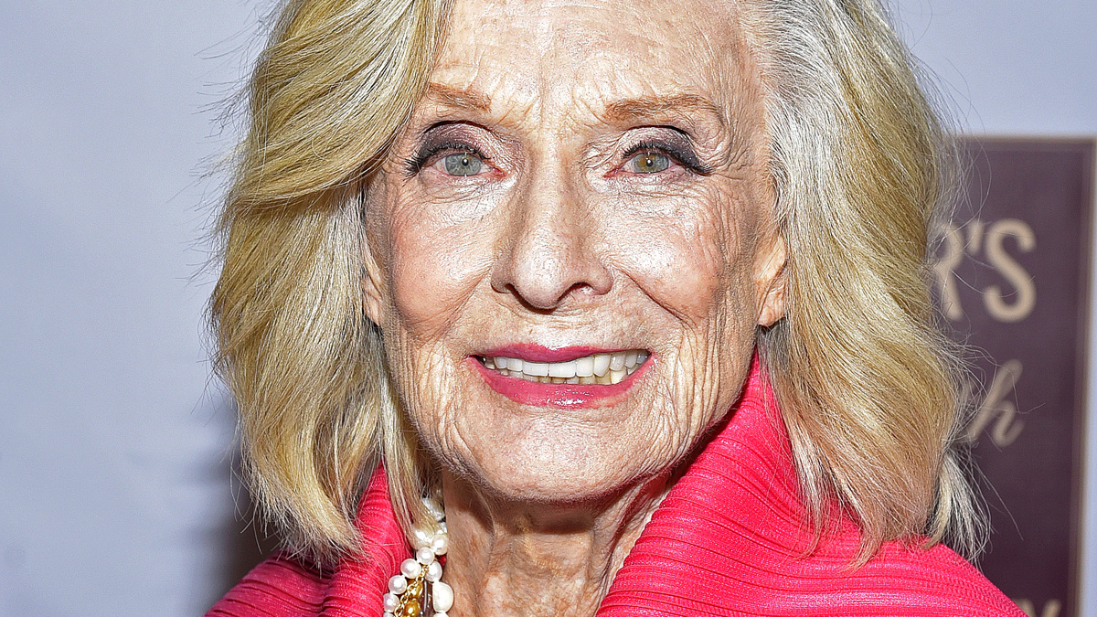 Cloris Leachman - 1/21 - Michael Tullberg/Getty Images