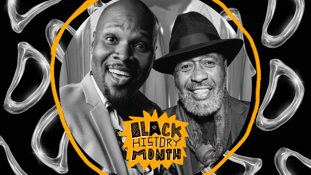 Black History Month 2021 - Michael James Scott - Ben Vereen - 2/21