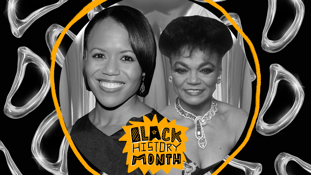 Black History Month 2021 - Nikki Renee Daniels - Eartha Kitt